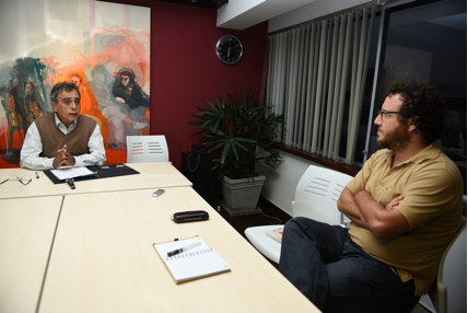 Entrevista Adolfo Ciudad